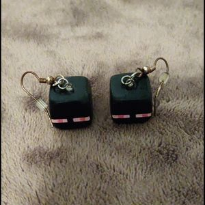 Minecraft Earrings